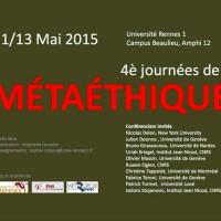 Metaethique